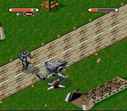 mechwarrior 3050 snes rom bajar gratis