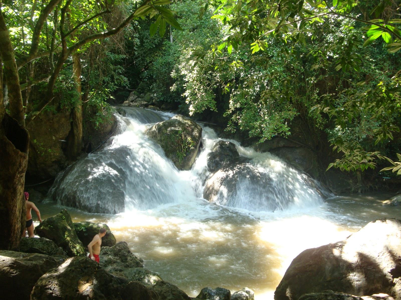 Foto Cascate di Erawan -Thailandia