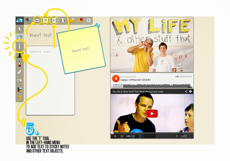 How to use scrapbook in firefox - Digital Storytelling Multimedia Scrapbooking Story 2 0 Digital Story Transmedia Multimedia Pre Visualisation Vision Boarding Vision Board