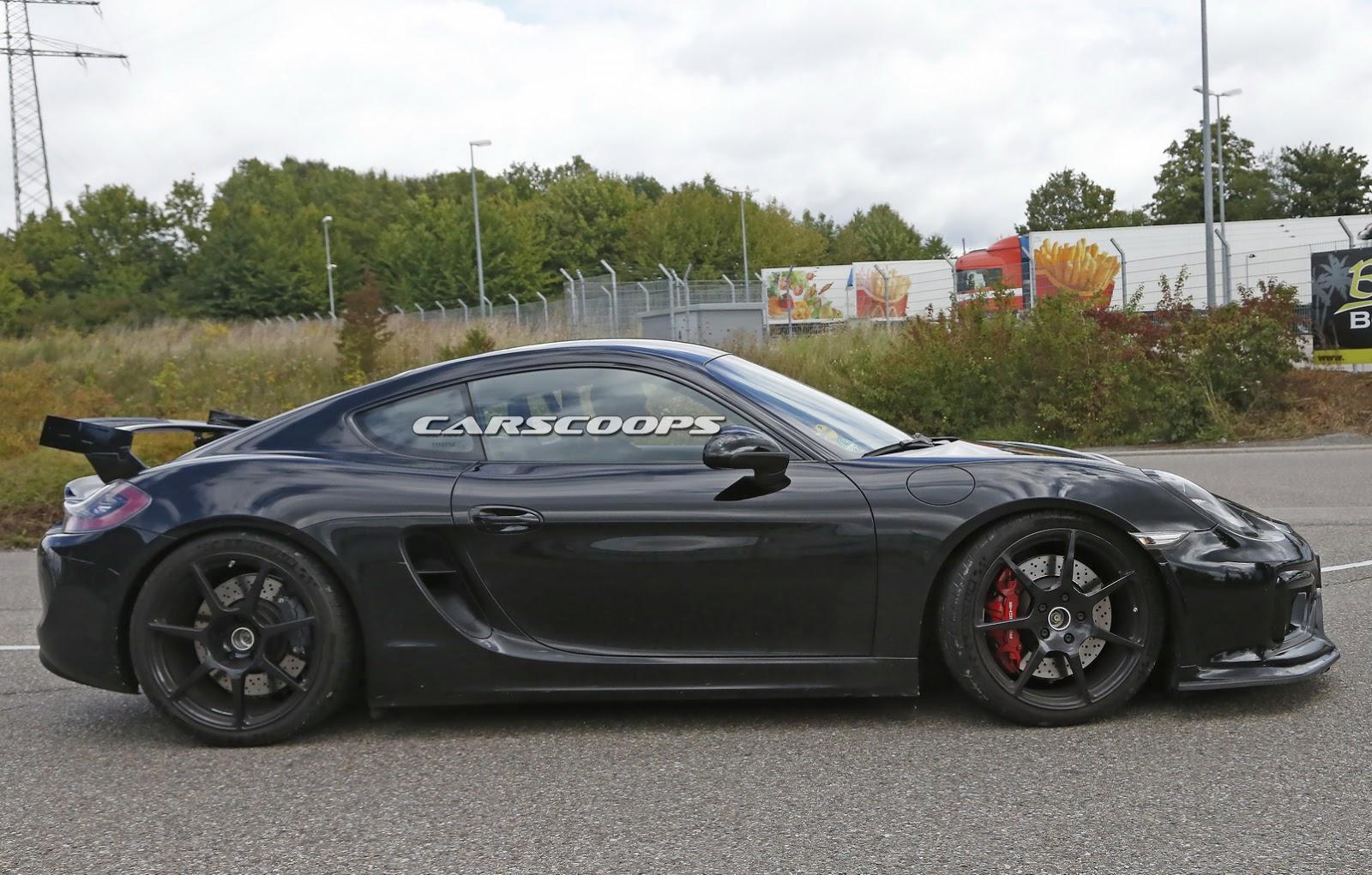 2016 - [Porsche] 718 Boxster & 718 Cayman [982] - Page 2 New-Porsche-Cayman-GT4-06