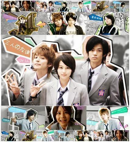 Hanakimi 25 Film Jepang Romantis