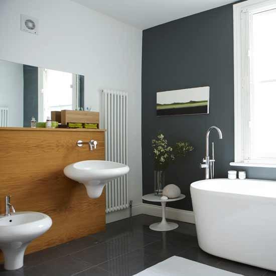 Decoracion Baños Utilisima:Baños Modernos: Sala de Baño Chic