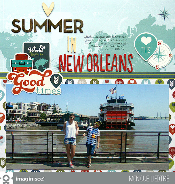 Creating non sense summer in new orleans imaginisce for Ideas for mini vacations