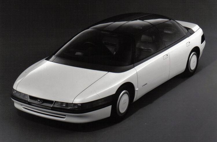163. Japońskie koncepty #02: Subaru F624 Estremo. staryjaponiec blog