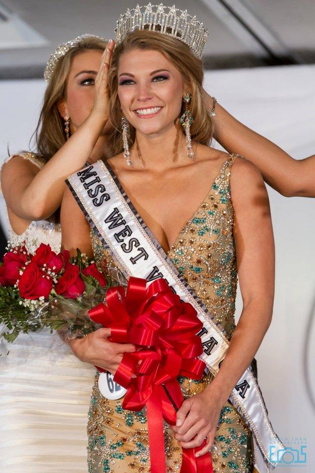 Miss virginia teen usa 2007