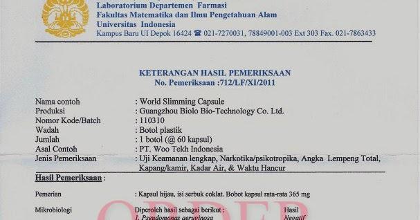 TESTIMONI PEMAKAI PELANGSING HERBAL WSC BIOLO AMANKAH WSC