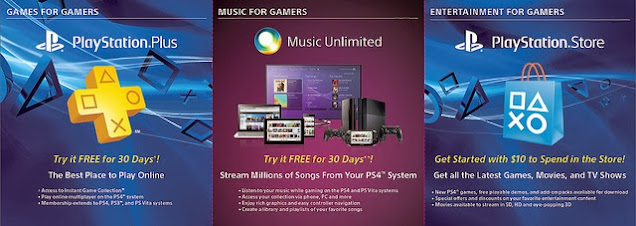 Free PSN Store Credits for PS4 Gamers