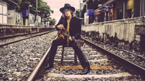 THE WATERBOYS - (2015) Modern blues 3