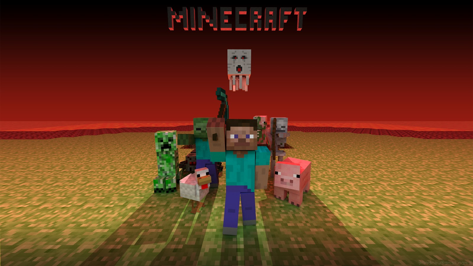 Download accounts on this website and get minecraft for free instead