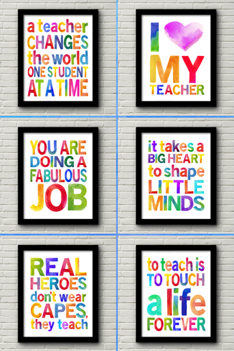 The most popular bundle I've ever created...perfect for Teacher Appreciation Week:
