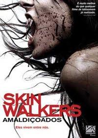 Skinwalkers Amaldiçoados Dublado