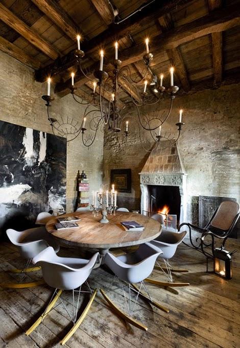 fotos de muebles viejos restaurados - Habitación De Luxe, con muebles antiguos restaurados
