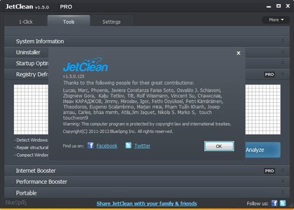 Download JetClean Pro 1.5.0.125 with Key.