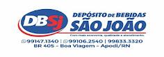 Depósito de Bebidas São João (84) 3333-2563
