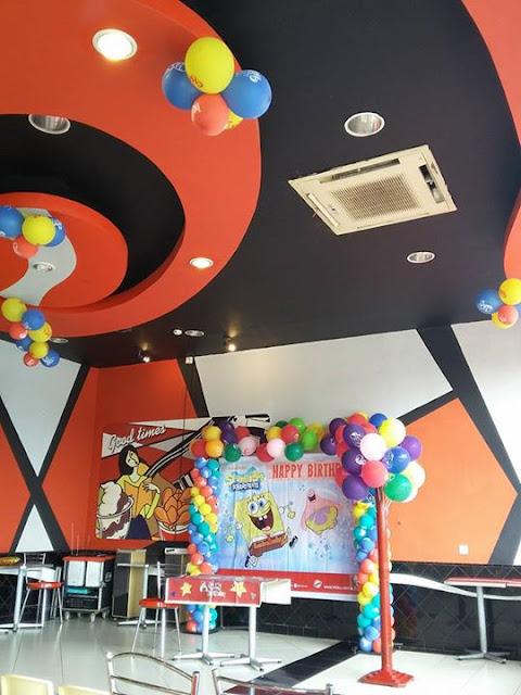 Tarif Ulang Tahun Hemat KFC Ramayana Bontang
