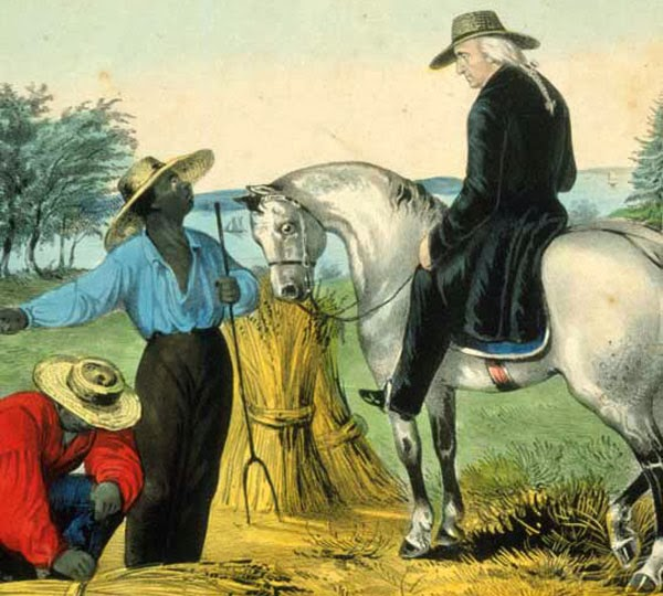 george washington slavery and the hypocrisy The fifth-largest slave owner in virginia by the late 1780s, george washington constantly struggled with the tangled web of slavery despite his personal desires to eliminate it from his life.