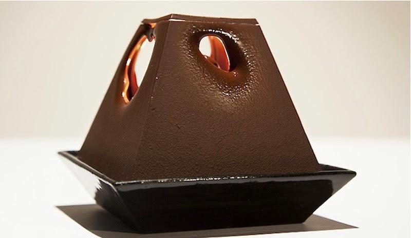 El farolillo de chocolate que se derrite mientras lo comes de Alexander Lervik
