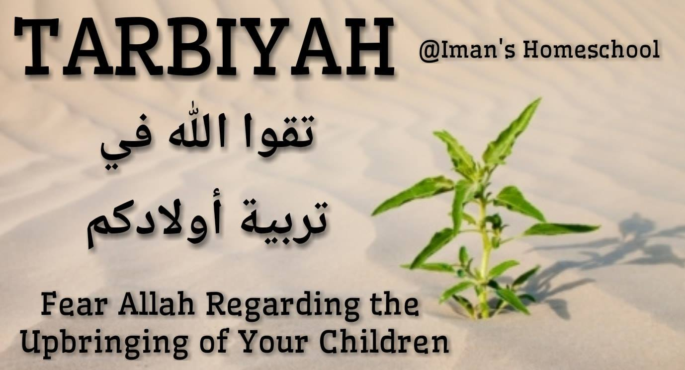 The Statements of the 'Ulema on Raising Children