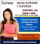 Inscripción a nuestro Curso UNAM 2015 - 2016
