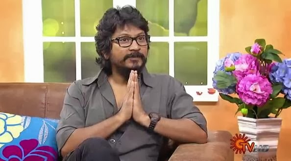 Virundhinar Pakkam – Director Vishnuvardhan – Sun TV Show 15-11-2013