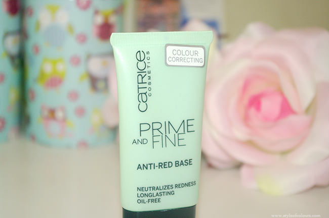 Catrice Anti-Red Base