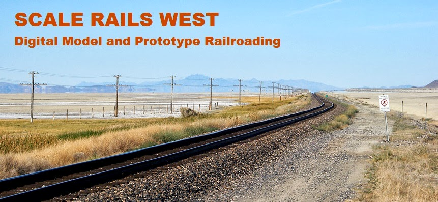 SCALE WEST RAILS