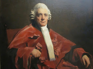 Sir Henry Raeburn painting - William Robertson, Lord Robertson