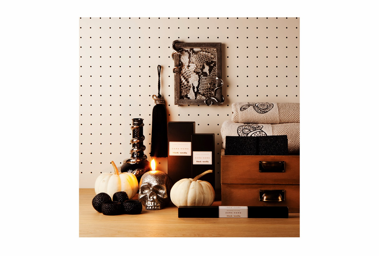 Decor Halloween At Zara Home Six Blog
