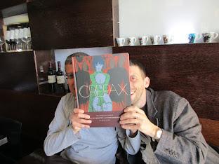 Fantagraphics Crepax 1st book presentation Porto - Boémia Caffe