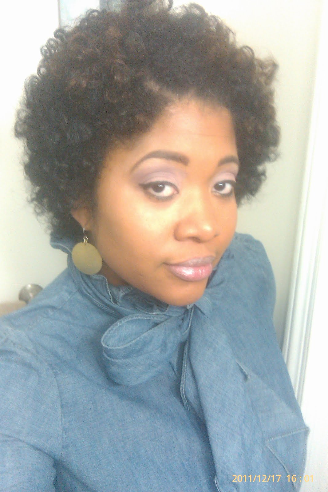 Twist Out Natural Short Hair Styles