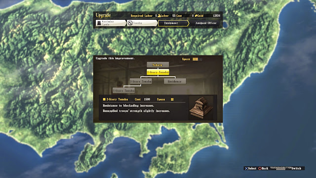 Nobunaga's Ambition Strategy game