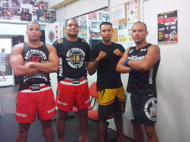 ART FIGHTERS MUAY THAI.