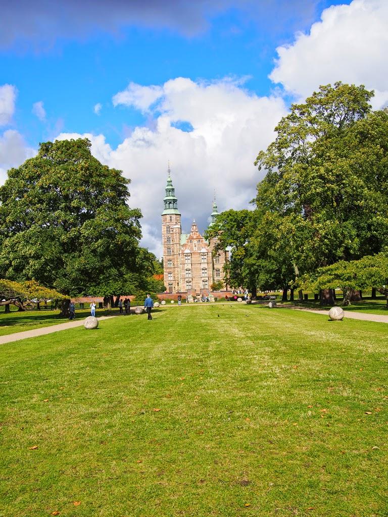rosenborg slot castle