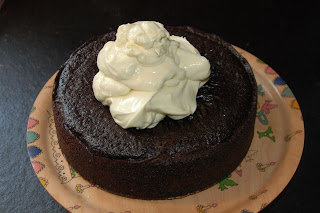 Chocolate Guinness Cake Image