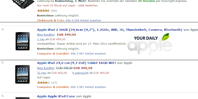 iPad 2 Will Release on 17 March