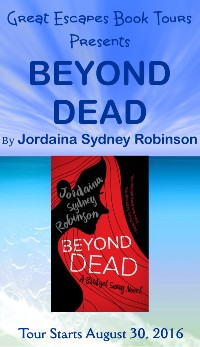 Jordaina Sydney Robinson on tour