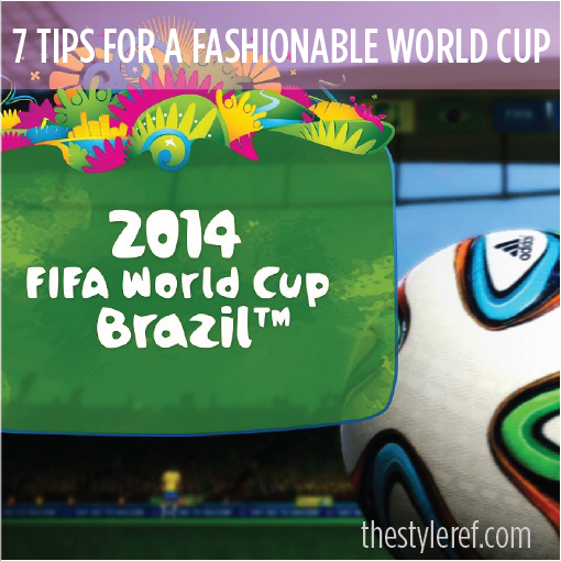 2014 FIFA World Cup fashion and style