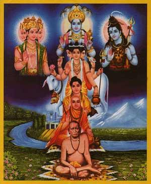 Akkalkot Swami Samarth HD Wallpapers for free download