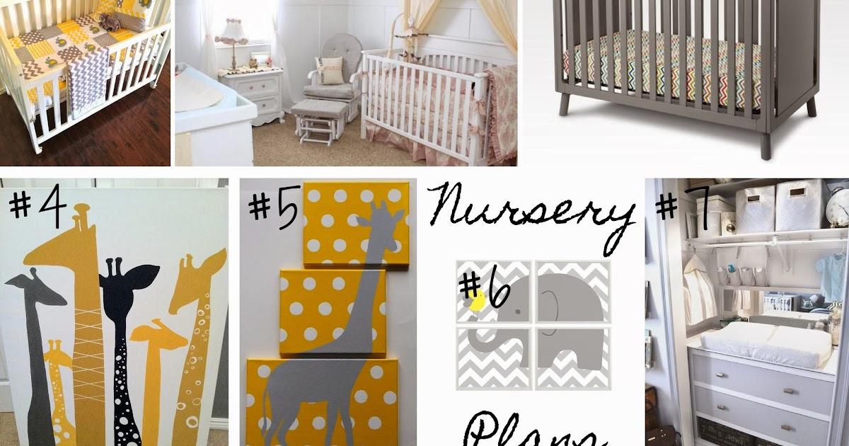 Foster House Nursery Plans