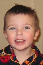 Caleb Luke 31 Months