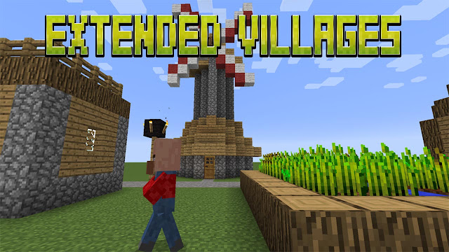 Extended Villages 1.7.10