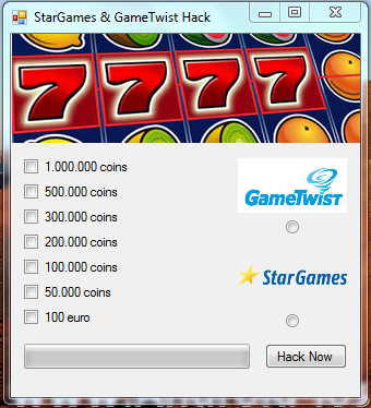 star games game twist