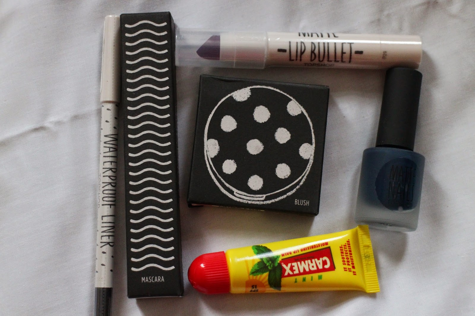 First Ever Topshop Beauty Budget Buy