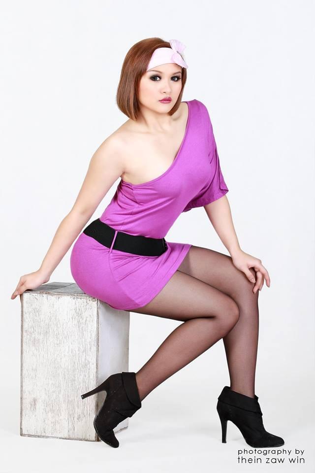 Jenny - (Myanmar Singer) - www.burmesemodel.com