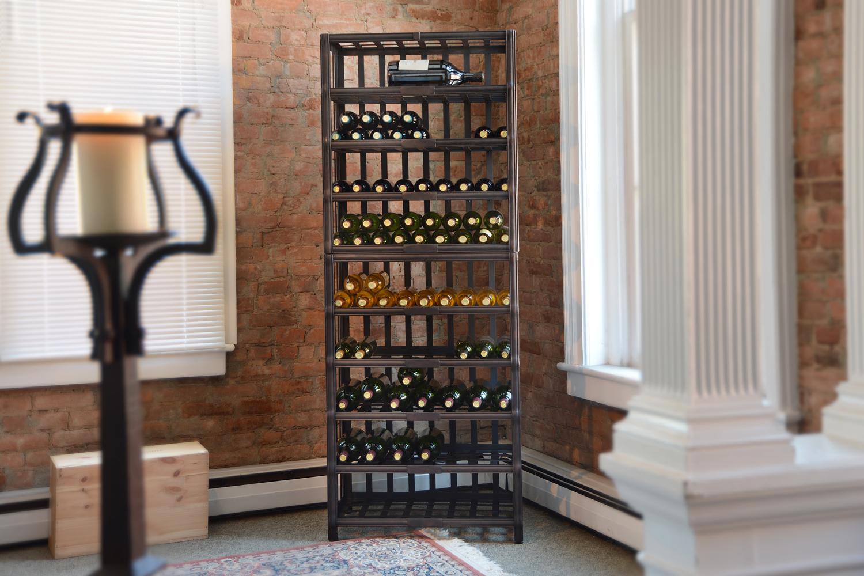 Old world wine rack designs for Old wine rack