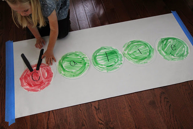 the very hungry caterpillar game instructions