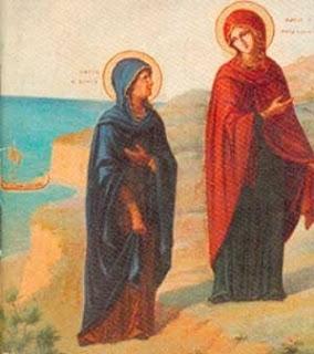 Η Μαρία του Κλωπά & η Μαρία η Μαγδαληνή