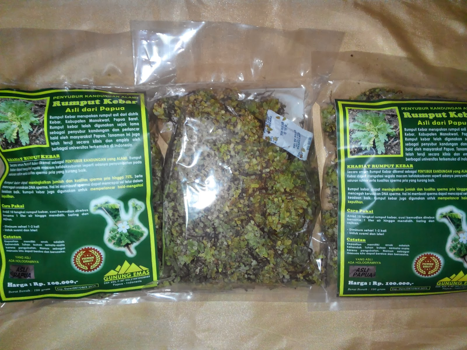 rumput kebar
