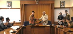 KPU RI Kerjasama dengan ITB