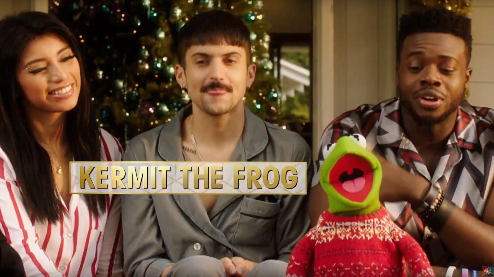 pentatonix the grammy winning a cappella group has a new christmas special and our favorite frog is joining the fun - Penatonix Christmas